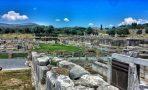 Επίσκεψη του Υπουργού Οικονομίας & Ανάπτυξης Αλέξανδρου Χαρίτση στην Αρχαία Μεσσήνη