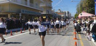 Με λαμπρότητα και επισημότητα τιμήθηκε η Εθνική επέτειος της 25ης Μαρτίου στην Μεσσήνη