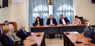 Επίσκεψη Αν. Υπουργού Οικονομίας Ανάπτυξης Αλέξη Χαρίτση στο Δήμο Πύλου-Νέστορος