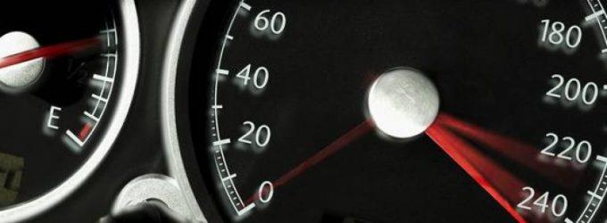 1.972 παραβάσεις για υπερβολική ταχύτητα τον Απρίλιο στην περιφέρεια Πελοποννήσου